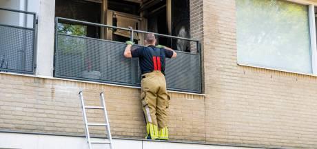 Brand in woon-zorgcentrum Tilburg: één persoon naar ziekenhuis, meerdere bewoners geëvacueerd