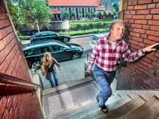 Rob van Olphen (77) overleefde corona: 'Zonder het Pomonaplein hadden we het niet gered'