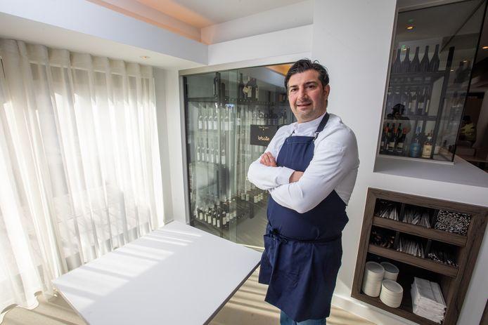 Lekker tafelen in Genk? Dan ken jij ongetwijfeld de weg naar Peppe Giacomazza (43) van restaurant La Botte.