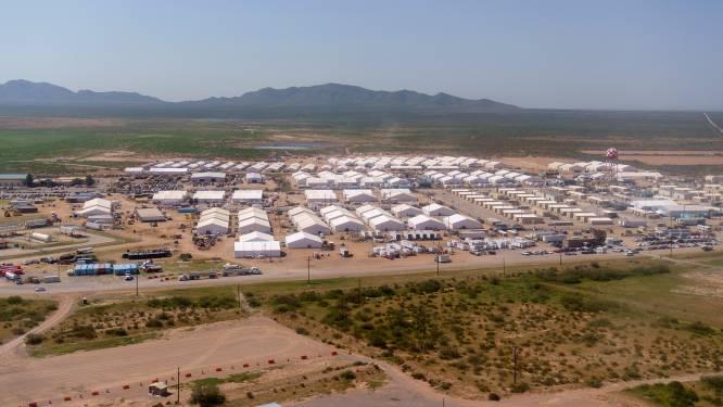 VS leggen evacuatie vluchtelingen uit Afghanistan stil vanwege mazelen