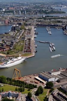 '1500 woningen in gedempte Rijnhaven'