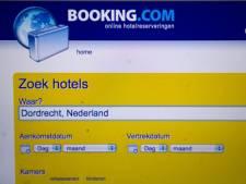 Booking.com op vingers getikt wegens misleiding