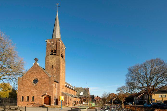 'We blijven ons inzetten voor een leefbaar en vitaal Brabant', zoals hier in Esbeek.