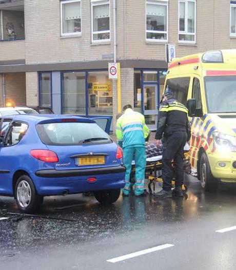 Automobilist gewond bij aanrijding in Tiel