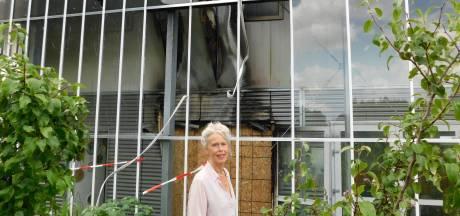 Drama bij Het Dagelijks Bestaan in Zutphen: brand verwoest gemeenschappelijke ruimte die net helemaal klaar was