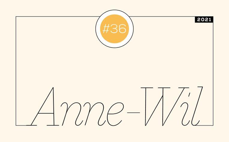 Anne-Wil 36 Beeld Libelle