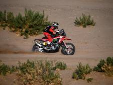Alweer nieuwe leider bij motoren in Dakar Rally