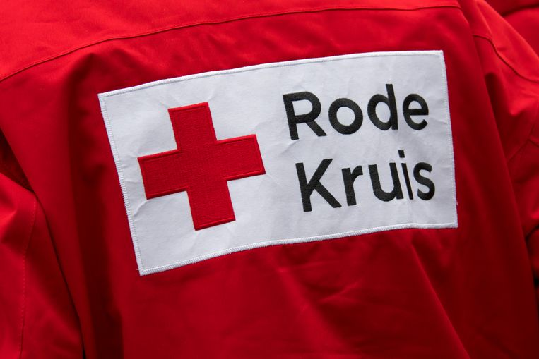 Op dit moment ondersteunt het Rode Kruis ruim twintig zorgorganisaties, twee keer zo veel als in november. Beeld ANP