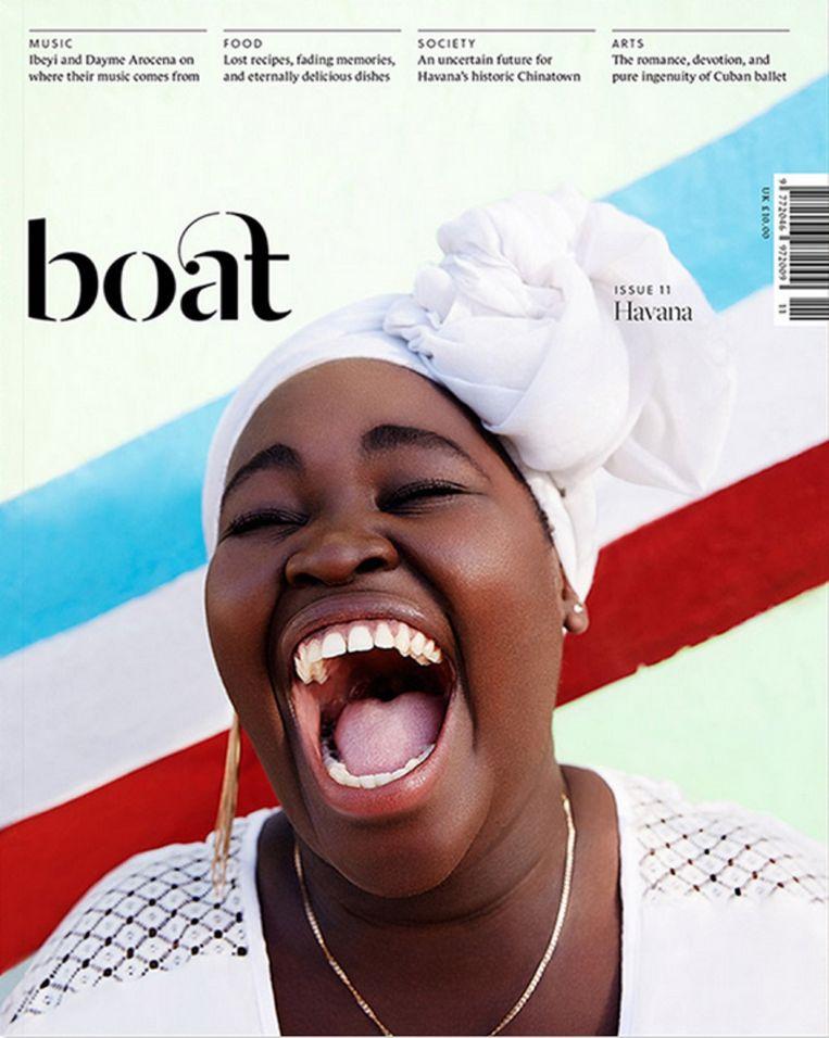 Boat Magazine, Havana-nummer.   Beeld kos