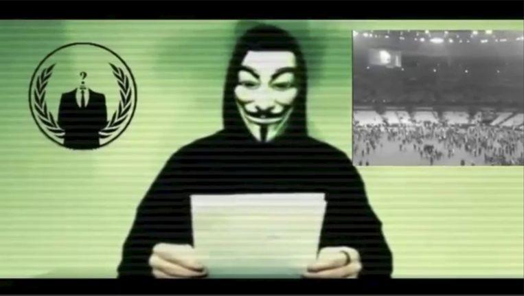 Maandag stelde Anonymous in een videoboodschap dat het hackerscollectief een cyberaanval op IS voorbereidt.