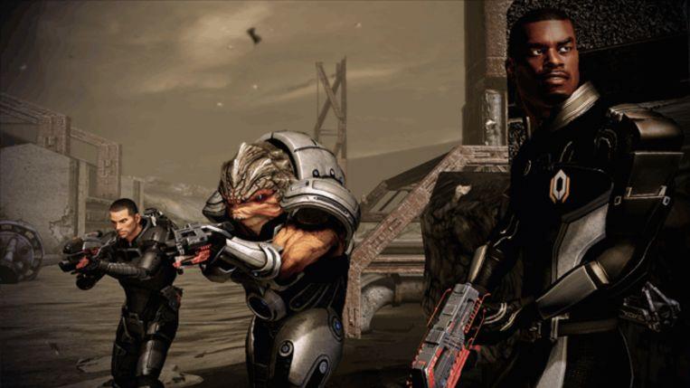 Mass Effect 2 Beeld EA