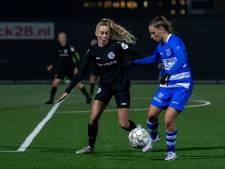 Voetbalster Danique heeft een missie: groeien met Heerenveen