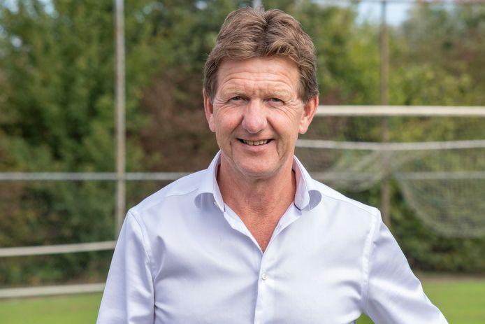 Marc Damen, voorzitter van Nevelo, hoopt dat zijn vereniging dit seizoen voor de titel kan spelen.