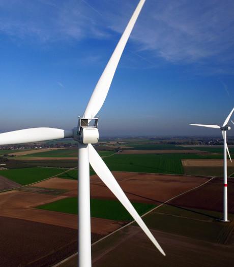 PVV Brabant bestrijdt Zeeuwse windmolens