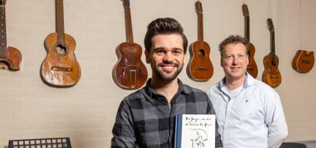 Jurrian uit Rosmalen componeert muziek voor bekend kinderboek: 'Net zo sprookjesachtig als de Efteling'