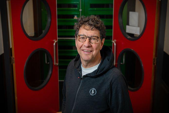 Jan Pruijn is dit seizoen trainer van Sportclub NEC.