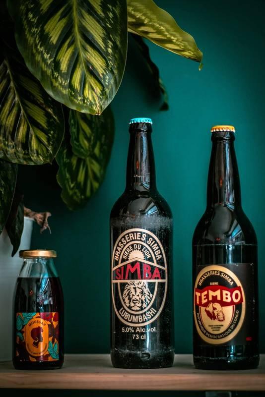 La majorité des boissons viennent tout droit d'Afrique, c'est pourquoi les bières sont au format 65 cl.