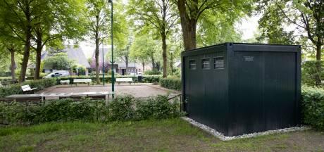 Jeu-de-boulers in Gerwen willen hun toilethuisje pas verwijderen als D'n Heuvel is gerenoveerd