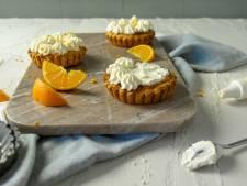 Wat Eten We Vandaag: Sinaasappel-rijstevlaaitjes