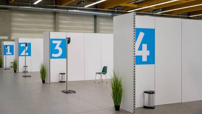 Vaccinatiedorp in sporthal Meulebroek blijft draaien: komende week 340 prikken uit te delen