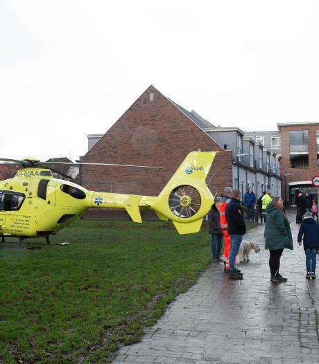 Meisje (6) ernstig gewond na explosie in kachel in woning Terborg