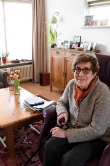 Ria (88) uit Dongen moet voor de tweede keer verhuizen vanwege sloop woning