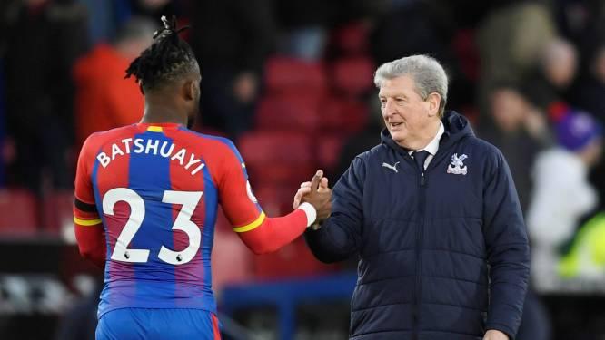 """Crystal Palace-coach dient Batshuayi van antwoord: """"Hij moet voorzichtiger zijn met dat soort uitspraken"""""""