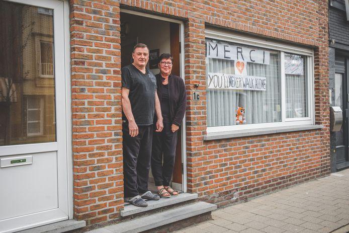 Johan De Baets en Viviane Merckx hebben een boodschap
