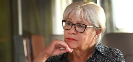 De kwetsbare Anja Henisch verloor al twee familieleden aan corona: 'Ik wil graag nog lang leven'