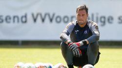 Boeckx mag blijven bij Anderlecht als keeperstrainer