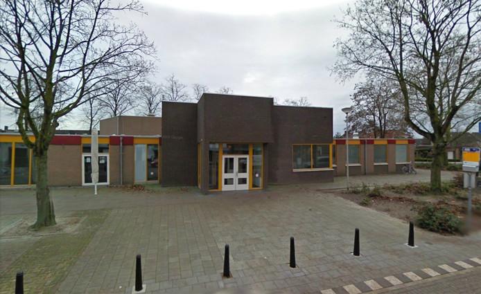 Gemeenschapshuis Den Draai in de Zeilberg. Bron: Google Streetview