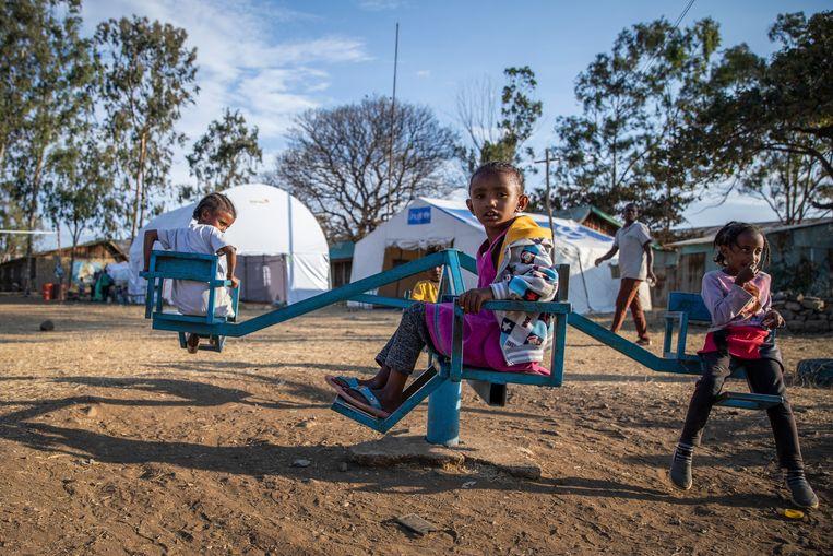 Internationaal groeit de bezorgdheid over het conflict in Tigray. Beeld AP