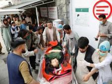 Explosies bij school in Kaboel: zeker 40 doden en tientallen gewonden