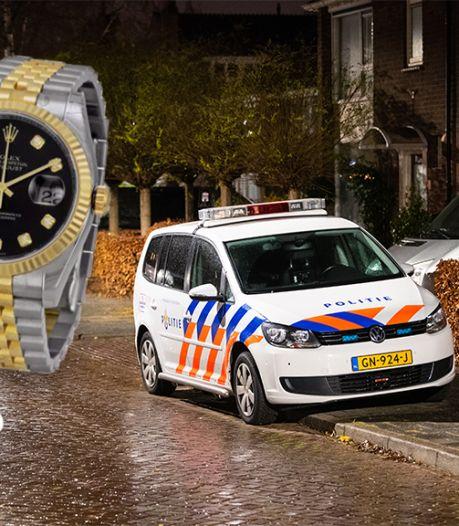 Bruikbare tips over gewelddadige Rolexroof in Zwolle blijven uit