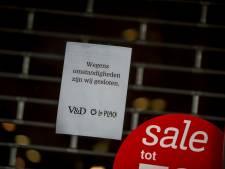 'Verhuurders V&D hebben verantwoordelijkheid niet genomen'