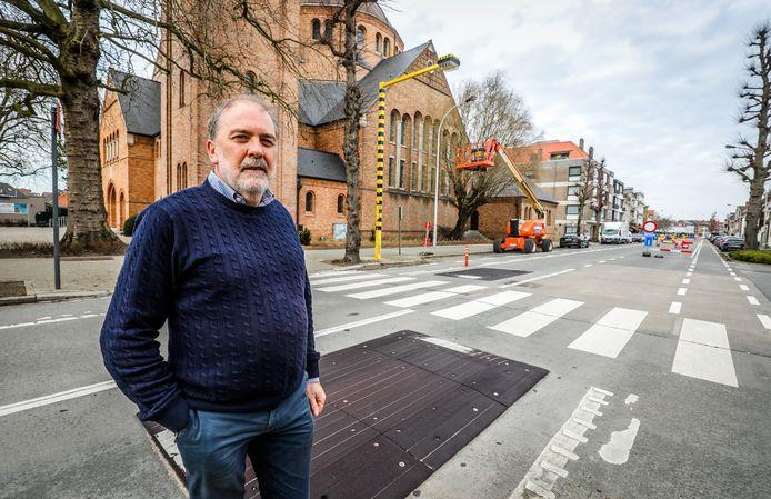 Kris Koelman is ontgoocheld dat de verkeersclown er mee stopt