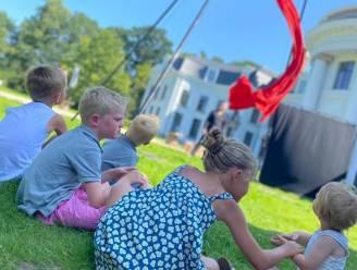 Acrobatie, theater of een snuifje kunst: Nieuwe vzw Cultus maakt van kasteel Blauwhuis culturele 'speeltuin' voor lokale verenigingen