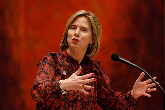 Minister van Infrastructuur en Waterstaat Cora van Nieuwenhuizen