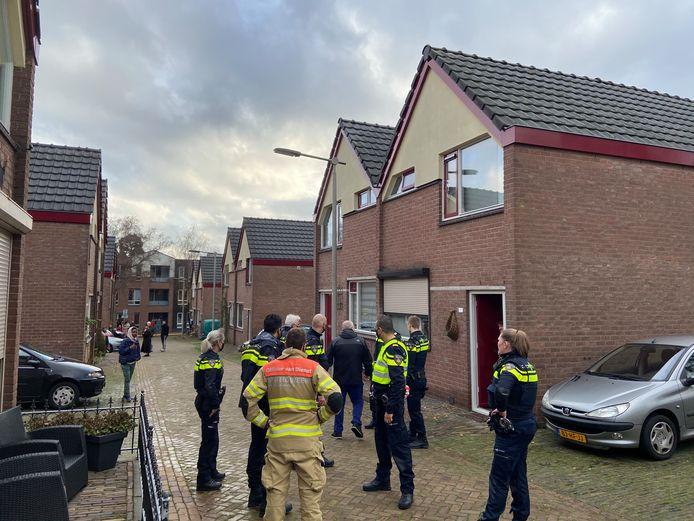 In de Arnhemse wijk Klarendal zijn woningen ontruimd nadat een buurtbewoner de gaskraan had opengedraaid.