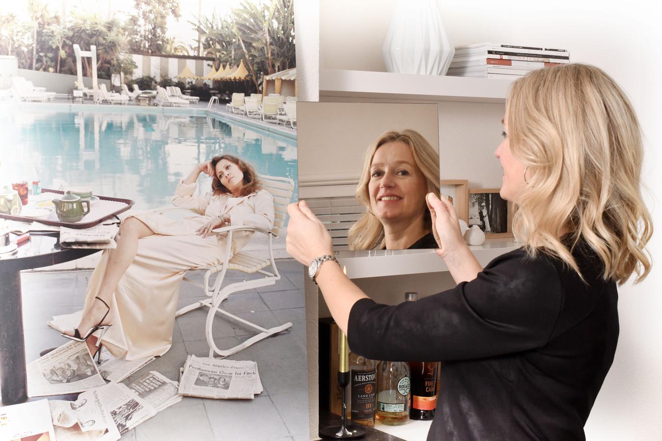 Miranda Grijsen is feng shui-consultant en raadt af om te veel spiegels in huis op te hangen.