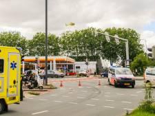 Jongetje aangereden op Karel Doormanweg, traumahelikopter ingeschakeld