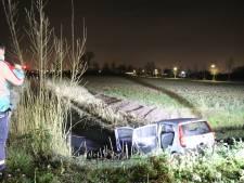 Duitser is vermist in eigen land tot hij 200 kilometer verderop bij Utrecht in de sloot rijdt