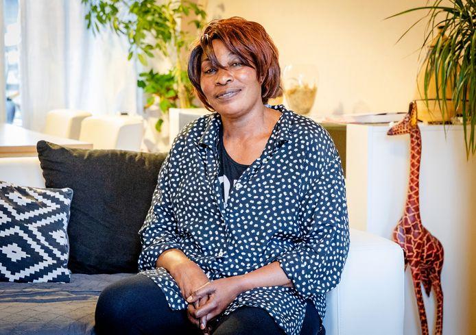 Asha Theresa Furaha, vluchteling uit Congo-Kinshasa en Oeganda.