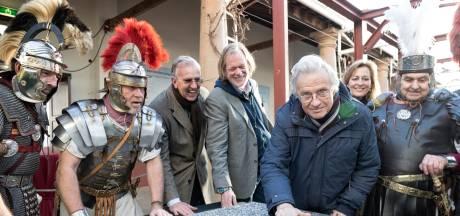 Komt dat museum met die Romeinse schepen er ooit nog?