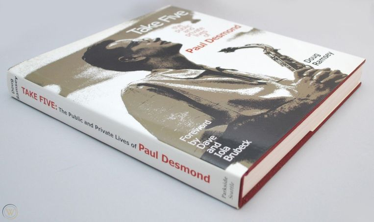 Take Five: The Public and Private Lives of Paul Desmond Beeld k2