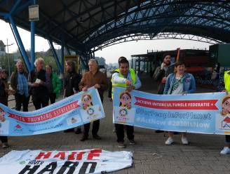 Elke dag actie voor het klimaat tijdens November Wereldmaand in Halle