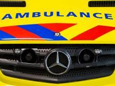 Bestuurder gewond bij ongeluk in Hilversum