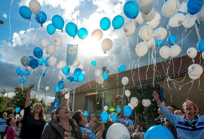 In 2012 werden ter gelegenheid van het 125-jarig jubileum van Albert Heijn ballonnen opgelaten voor de BAS stichting. Bij de supermarkt in Zierikzee staat ook een statiegelddoneerbox voor de stichting