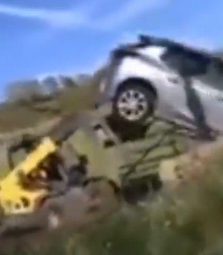 Video van de Dag | Deze boer heeft het helemaal gehad en pakt foutparkeerder bij zijn weiland hardhandig aan