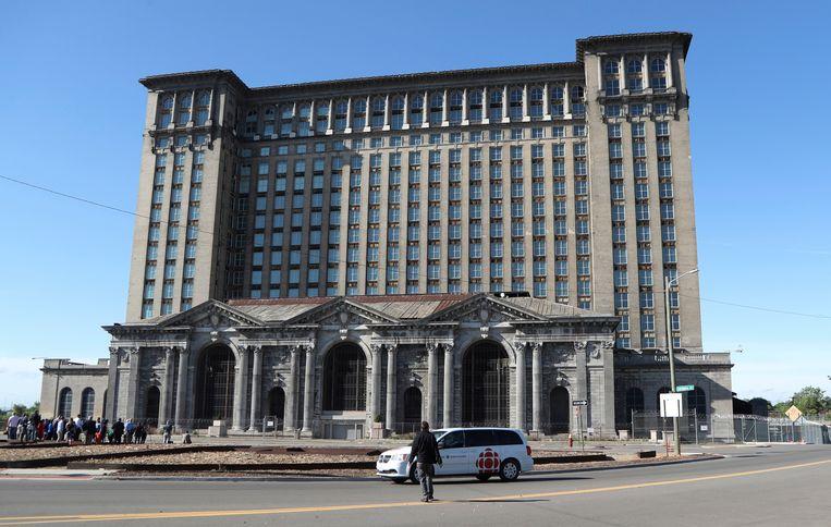 Michigan Central Station. Beeld AP